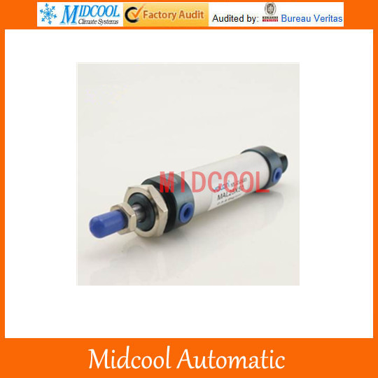 Auminium alloy mini air cylinder MAL32 Bore: 32mm, Stroke: 200/225/250/275/300/325/350mm auminium alloy mini air cylinder mal32 175 bore 32mm stroke 175mm double acting pneumatic small cylinders