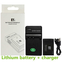 LP E17 LP E17 Camera Battery +charger Digital camera battery for Canon EOS 750D 760D M3 M5 professional camera battery