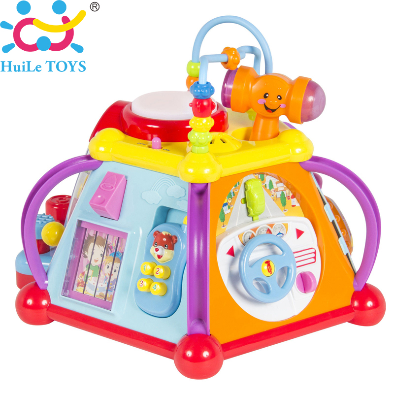 Baby-Toys-Happy-Small-World-Puzzle-Brinquedos-para-Bebe-Early-Development-Toys-Multifunctional-Game-Toys-for-Children-Xmas-Gifts-1