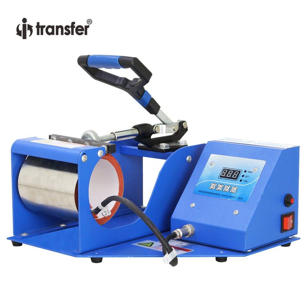 i-transfer Digital Mug Sublimation Machine 11OZ Mug Heat Press Printing HPM02A 2016 digital mug photo heat transfer printing machine