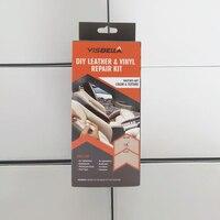 Visbella 48 шт. жидкая кожа DIY кожа винил восстановление инструменты кожа Ремонтный комплект для дивана пальто отверстие трещина Rip Авто уход за а