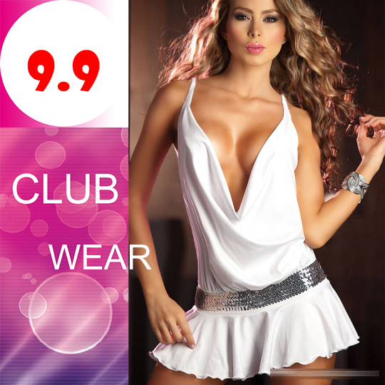 Erotic club clothes