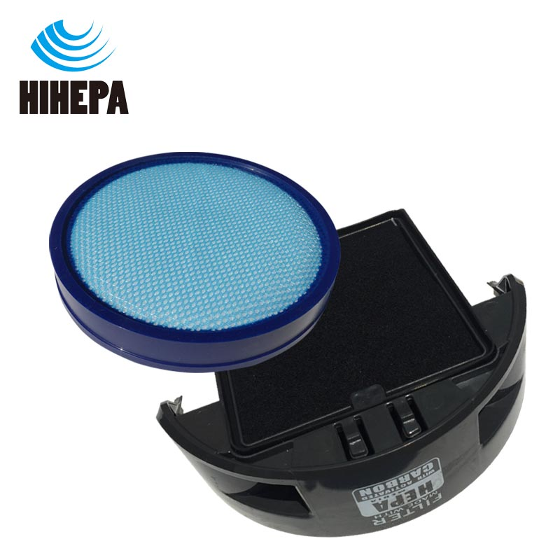 2pcs//Set Blue Exhaust Filter For Hoover UH72600 UH72600RM Vacuum Cleaner Parts