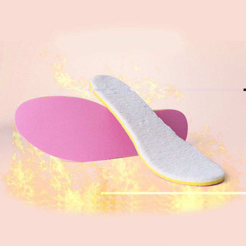 Unisex Free Size Insole Thickening In Winter To Keep Warm Insole Insoles For Shoes Outdoor Shoes Pad For Man Women XD-012 unisex silicone insole orthotic arch support sport shoes pad free size plantillas gel insoles insert cushion for men women xd 01