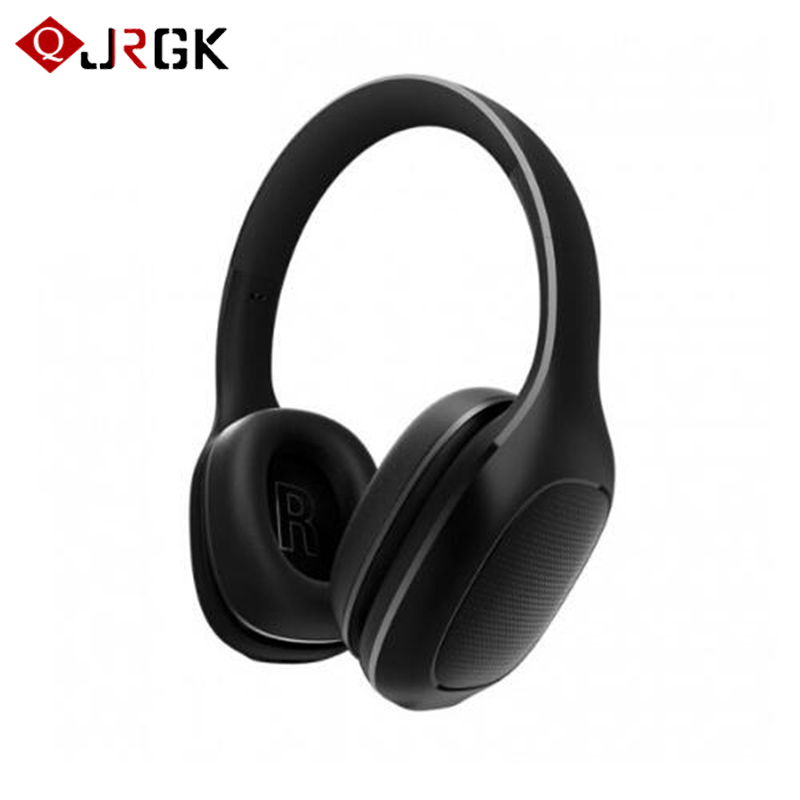 For Xiaomi Mi Bluetooth Wireless Headphones 4.1 Dynamic PU Headset Version Bluetooth Earphone aptX 40mm Mobile Phone Games