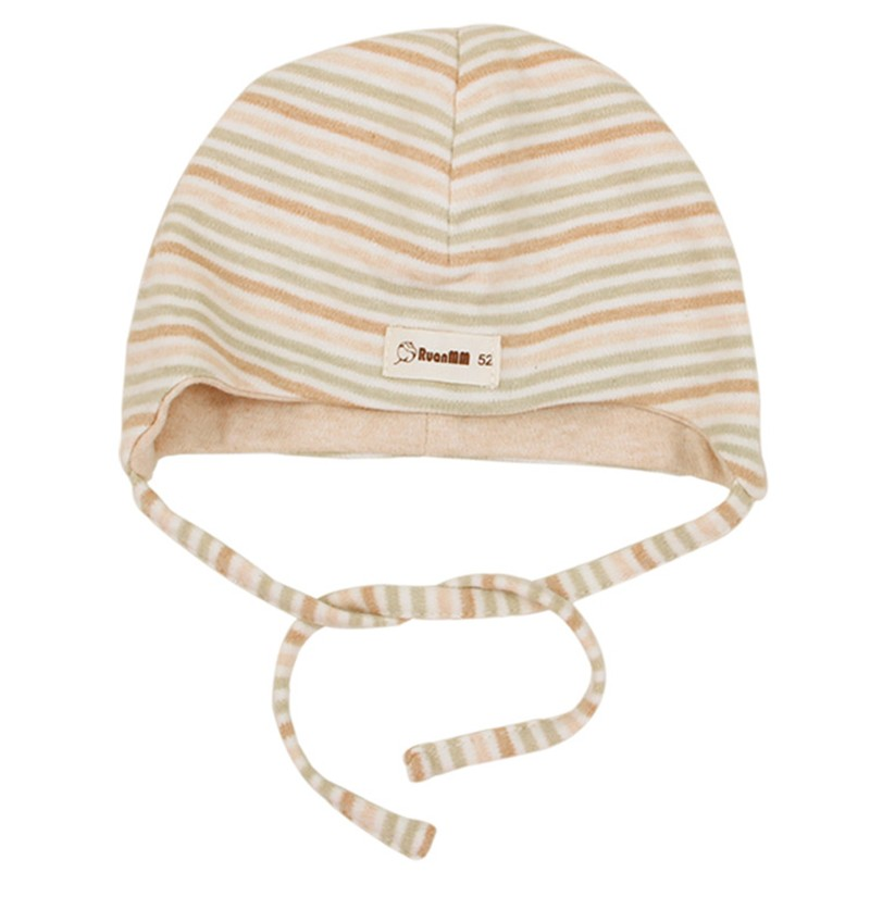 Natural Cotton Baby Hat (9)