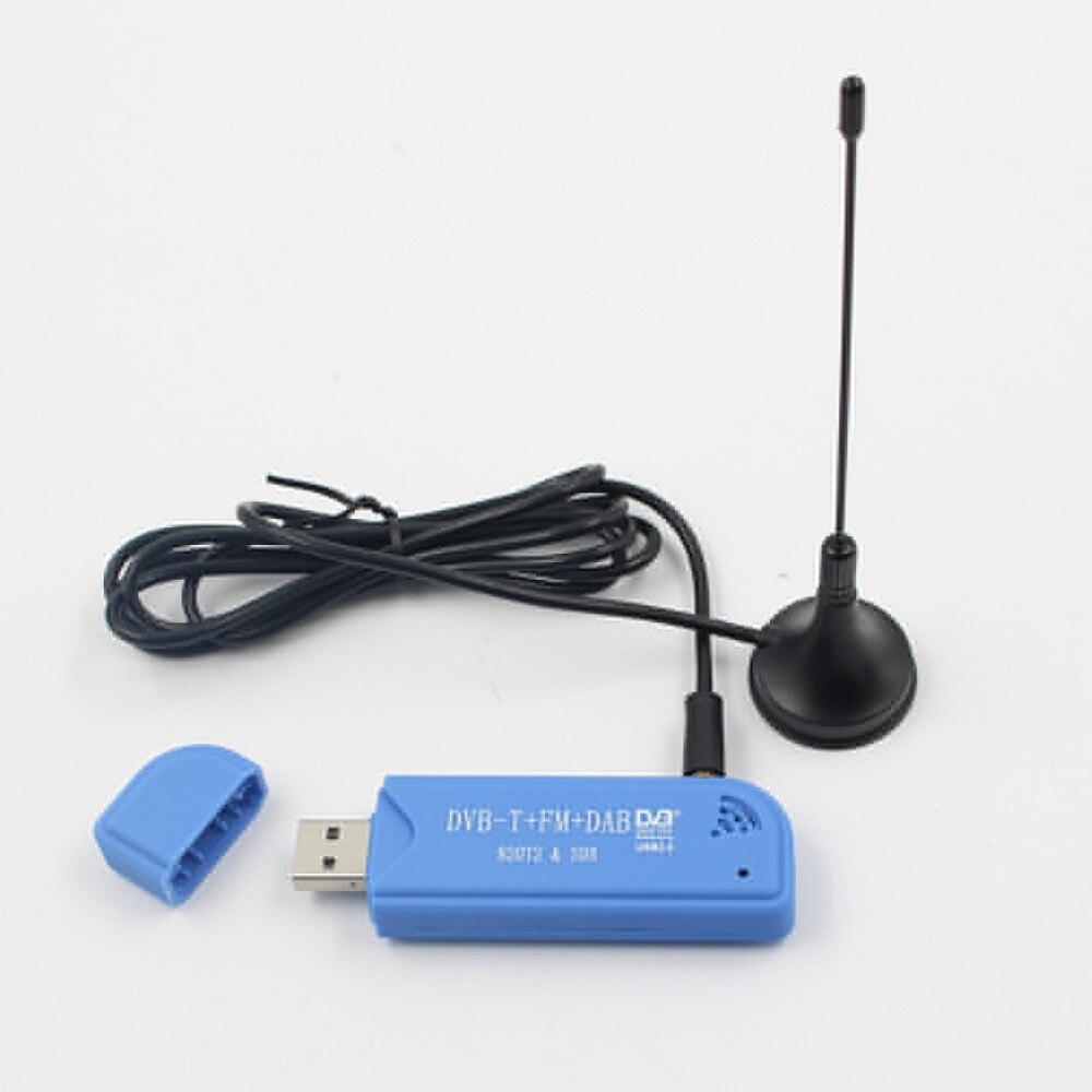 Dab Fm Hdtv Video Ausrüstung Tv-tuner-empfänger Stick Rtl2832u Und R820t2 Tv Stick StäRkung Von Sehnen Und Knochen Usb 2.0 Digital Dvb-t Sdr