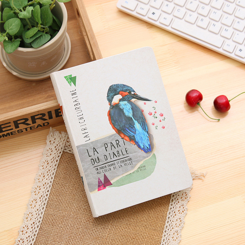 2018 Cute Color Pages Diary Agenda Filofax A5 Notebook Planner Sketchbook Journal Office School Supplies Stationery Gift marble a5 notebook blank page sketchbook diy drawing bullet journal daily planner school and office stationery wholesale