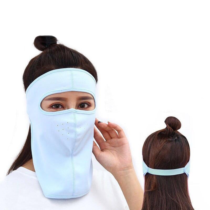 2Pcs Fashion Unisex Ice Silk Cotton Mouth Mask Breath Anti-dust Face Mask Black Windproof Mask