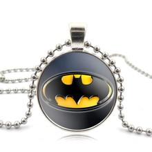 Batman Glass Pendant (2 Colors)