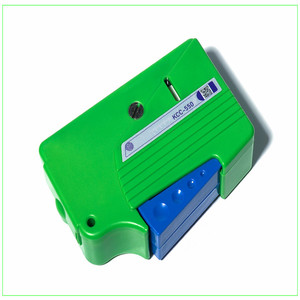 Image 2 - Fiber end face cleaning box, fiber wiping tool, pigtail cleaner, cassette fiber cleaner,Fiber Optic Cleaner