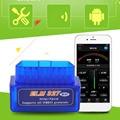 Nuovo OBD V2.1 mini ELM327 OBD2 Bluetooth Auto Scanner OBDII 2 Auto ELM 327 Strumento di Diagnostica Tester per Android Finestre symbian