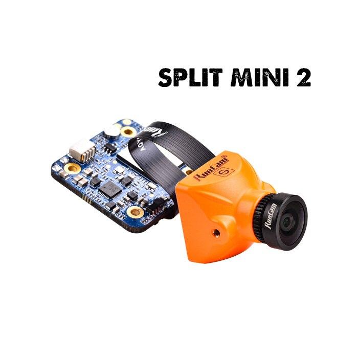 RunCam มินิ 2 M12 FPV WIFI กล้อง FOV 130 องศา 1080 P/60fps HD NTSC/PAL การบันทึก & WDR สำหรับรุ่น RC อะไหล่-ใน ชิ้นส่วนและอุปกรณ์เสริม จาก ของเล่นและงานอดิเรก บน   1