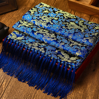 Traditional Nanjing Specialty Yunjin Muffler Scarves Scarf Classic Women Shawl Wrap Shawls Chinese New Year High Quality Gift traditional nanjing specialty yunjin muffler scarves scarf classic women shawl wrap shawls chinese new year high quality gift