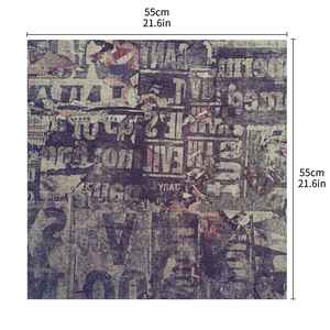 Image 4 - Gorący wodoodporny Pvc plac naklejka na stół obrus pulpitu folii ochronnej biurko naklejki ciemny fiolet