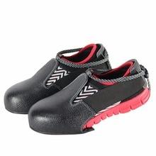 Противоскользящие унисекс, сталь, защитная обувь, покрытие, Универсальные промышленные защитные боты
