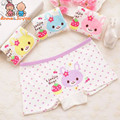Cartoon Girls Underwear cotton Panties For Girls Kids Boxers Briefs Children Underpants 3-9 years aTNN0126