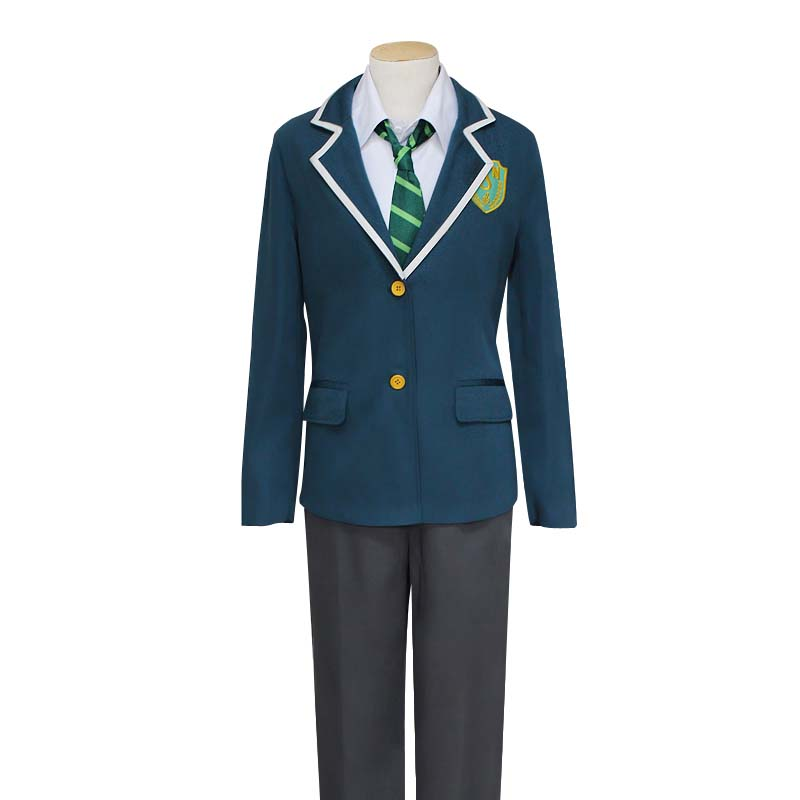Anime Your Name Cosplay Costumes, Kimi no Na wa Your Name Tachibana Taki Cosplay Costumes Miyamizu Mitsuha Men School Uniform