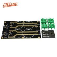GHXAMP Capô 1969 Dual Power Supply Board Diy Kits Duplo Ponte Retificadora Bordo 2.0 MILÍMETROS de Espessura Placa de Ouro Da Imersão 1pc