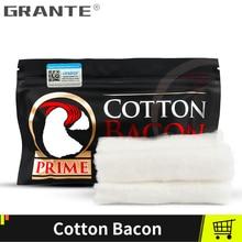 2 lot Grante Cotton Bacon Electronic Cigaret Gold Version Fit RDA RTA Atomizer Tank Vaporizer Cigarette
