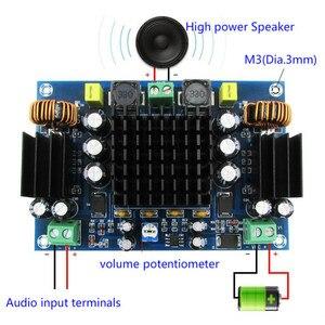 Image 5 - AIYIMA TPA3116 ハイパワー車のオーディオアンプボード 150 ワット TPA3116D2 アンプ採用ブースターシステム Amplificador DC12 24V