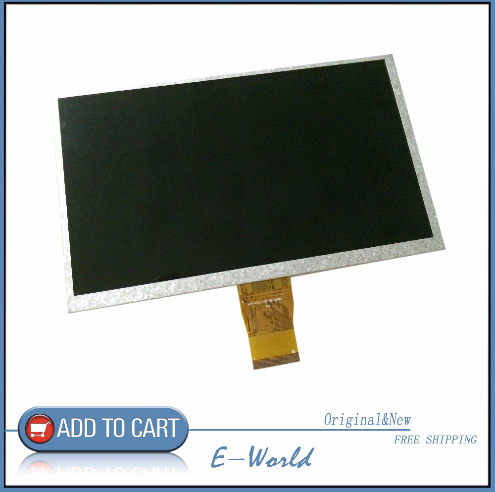 9inch LCD Display screen Panel L900D50-B L900D50 C700D50-B C700D50 B 800*480 For Allwinner A10 A13 Tablet PC YX0900725 - FPC 9