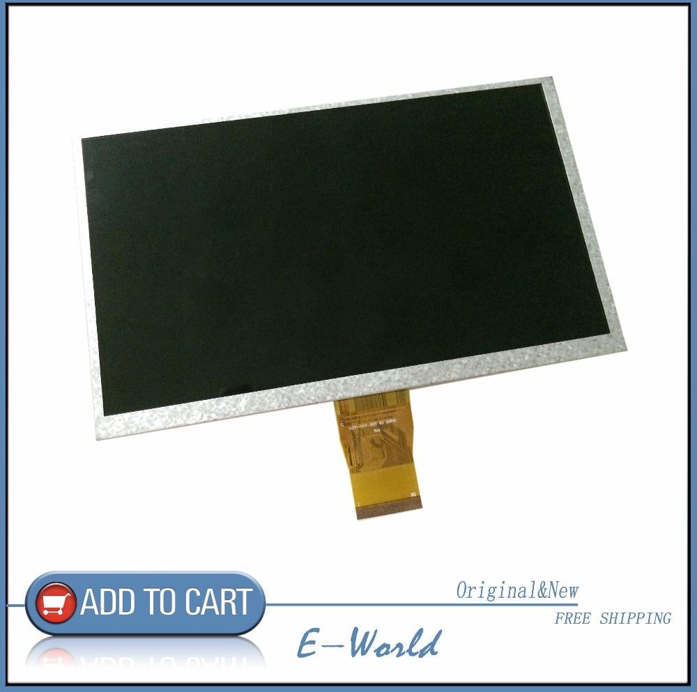 9inch LCD Display Screen Panel L900D50-B L900D50 C700D50-B C700D50 B 800*480 For Allwinner A10 A13 Tablet PC YX0900725 - FPC 9