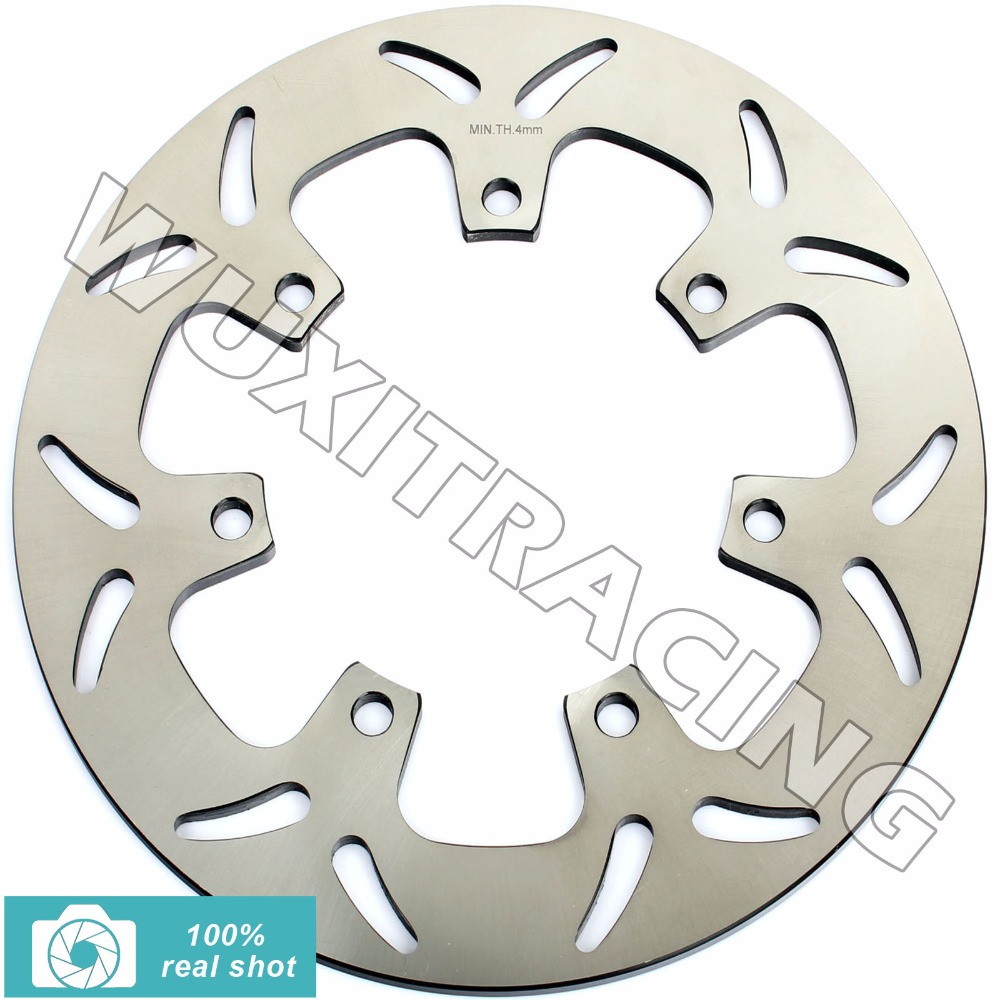 BIKINGBOY Rear Brake Disc Rotor for KAWASAKI VN 1500 VN1500 Vulcan /Classic 87-93 94 95 96 97 98 99 00 01 02 03 04 05 06 07 08