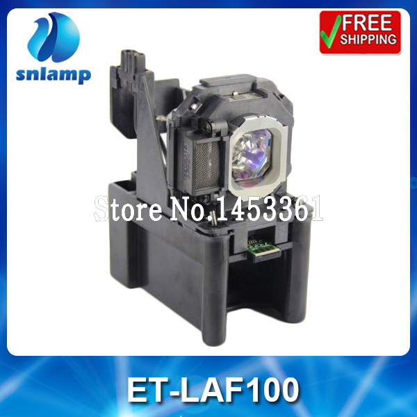 Replacement projector lamp bulb with housing ET-LAF100 for PT-F100NT PT-F100NTEA PT-F100NTU PT-F100U PT-F200 free shipping projector lamp projector bulb with housing et laa410 fit for pt ae8000 pt ae8000u