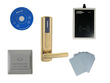 T57 hotel lock system,include T57 hotel lock, usb hotel encoder ,energy saving switch,T57 card  ,sn:CA-8037-kit