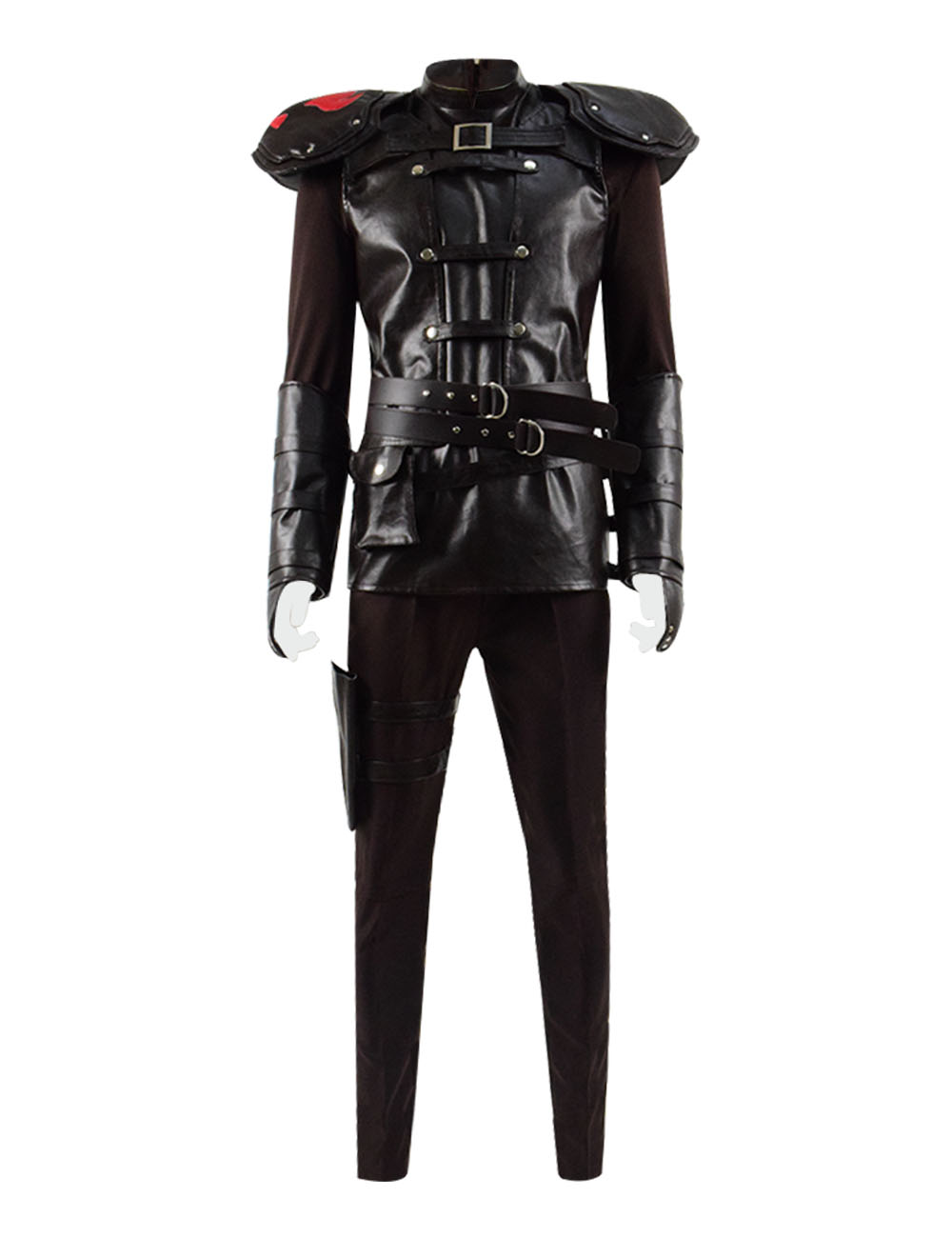 Hiccup Cosplay Costume Outfit Halloween Party Costume Full Set