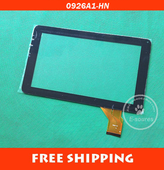 Free shipping to send a 9 inch tablet computer GT2681 0926A1-HN touch screen