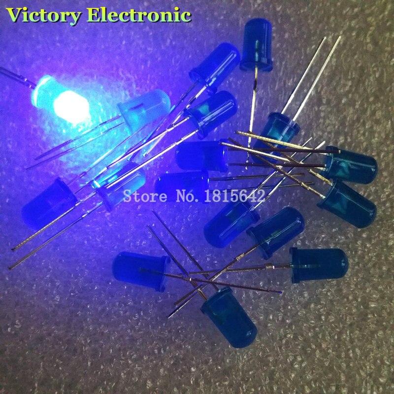 Pcs 5mm New Hot Practical DIY 2 PIN Led Lamp Beads Assorted Kit 5mm LED Light