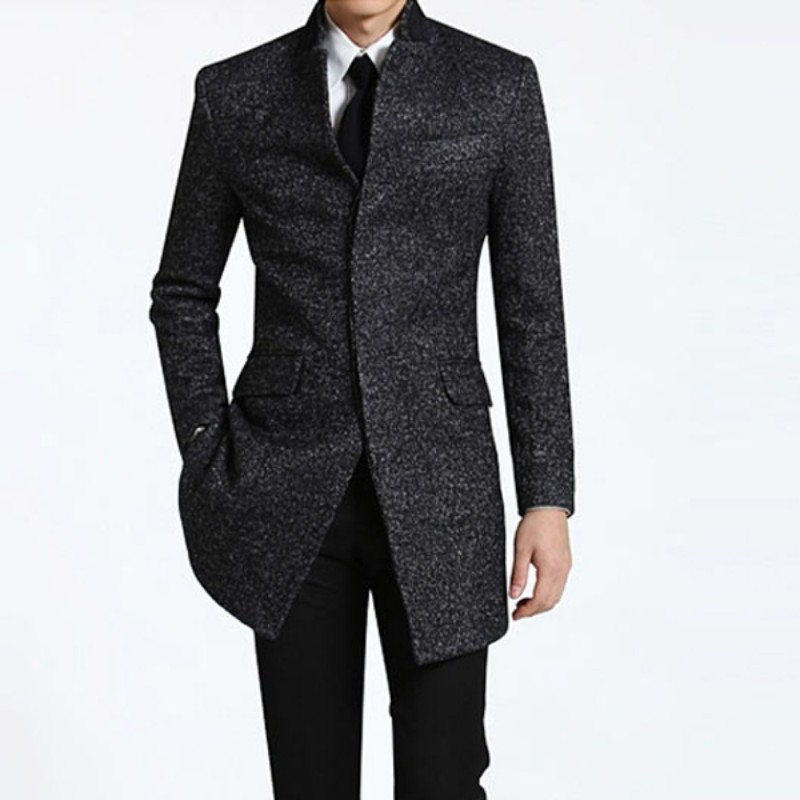 Popular Coat Long Men Winter-Buy Cheap Coat Long Men Winter lots ...