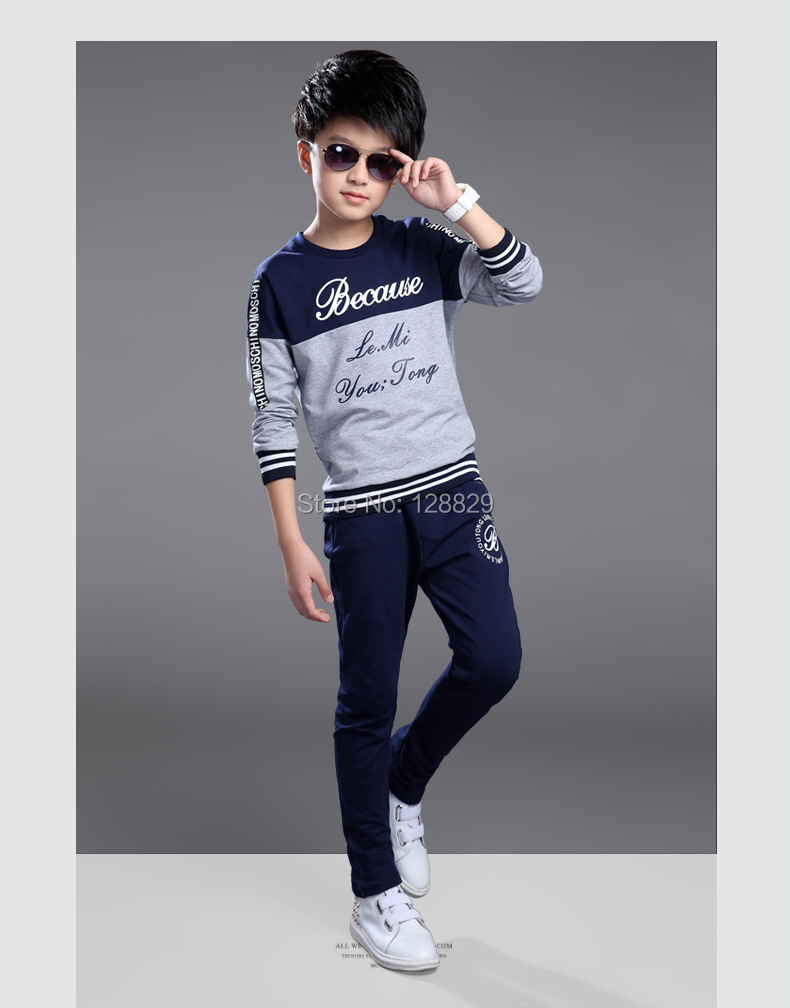 Sports Suits For Boys (2)