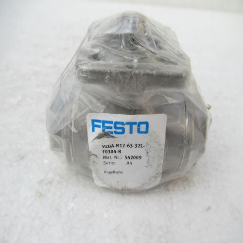 original authentic FESTO Valve VZBA-R12-63-32L-F0304-R Spot 542009original authentic FESTO Valve VZBA-R12-63-32L-F0304-R Spot 542009