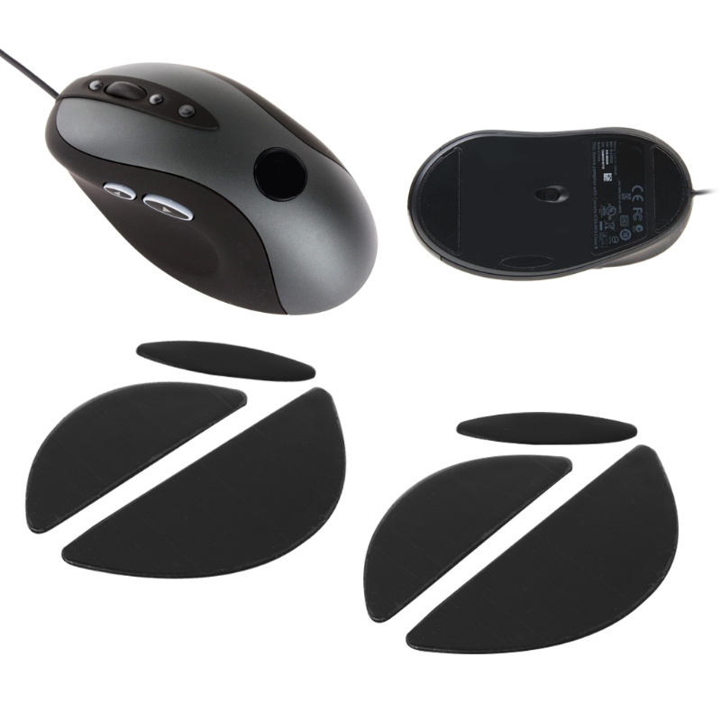 все цены на 2 sets/pack 0.6mm Mouse Feet mouse Skates For Logitech MX518 /G400 /G400S Mouse-PC Friend