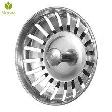 1 шт. Mrosaa SS фильтр-пробка для кухонной раковины, заглушка для раковины, фильтр для раковины, дезодорирующий тип раковины, слив для раковины, аксессуары для ванной комнаты