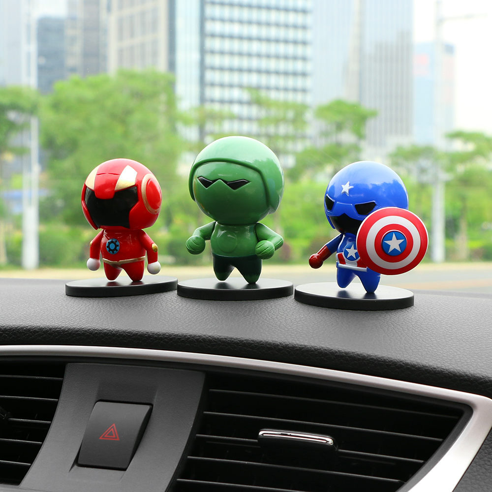 Disciplined Solar Powered Animal Doll Car Ornament Dashboard Decoration Swing Monkey Car Styling Cute Gift Auto Interior Accessories Automobiles & Motorcycles Ornaments