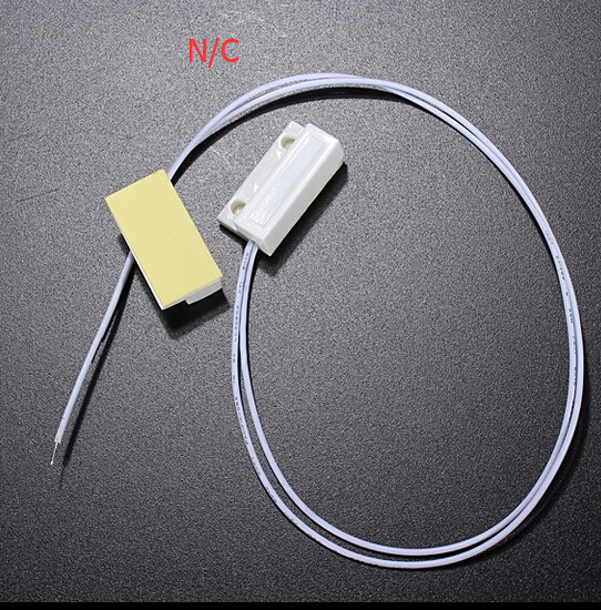 Nc Normally Closed Magnetic Reed Switch For Doors Windows