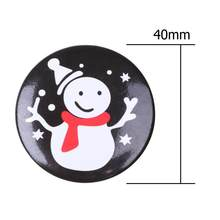 Cute Kids Boys Girls Pin Cartoon Pattern Costume Brooches Casual Decoration Christmas Tree Decor Jewelry Accessories Gift(China)