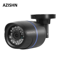 Security IP Camera 1280 720P 1 0MP ONVIF 2 0 IR Bullet Outdoor Waterproof Night Vision
