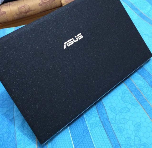 Ноутбук углеродного волокна виниловая кожа наклейка крышка для ASUS G73 G73JW G73JH G73SW 17,3-дюймов - Цвет: Black Star Matte