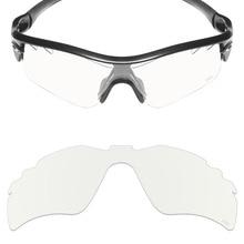 0a4671dd5b Mryok Resist SeaWater Replacement Lenses for Oakley Radar Path Vented  Sunglasses HD