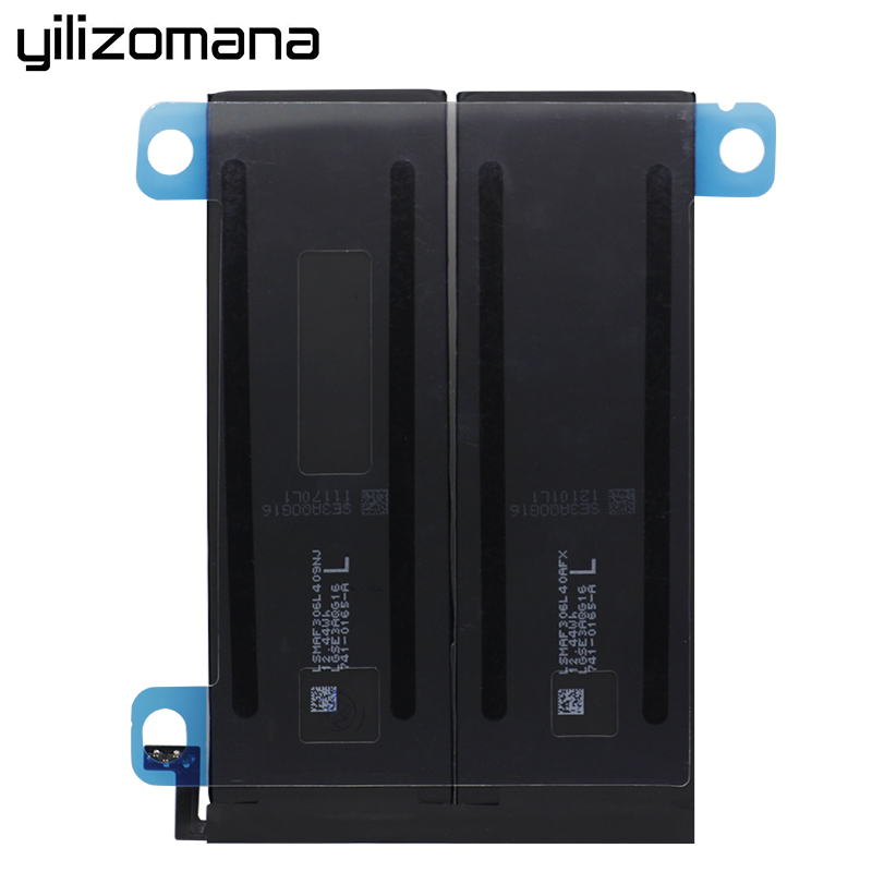 YILIZOMANA Original Tablet Battery 6471mAh for Apple iPad Mini 2 3 A1489 A1490 A1491 A1512 A1599 High Quality Retail Package in Mobile Phone Batteries from Cellphones Telecommunications