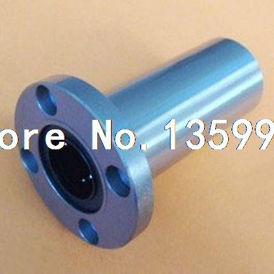 (2) 10*19*55mm Round Long Type CNC Linear Motion Metal Shield Bearing LMF10LUU(2) 10*19*55mm Round Long Type CNC Linear Motion Metal Shield Bearing LMF10LUU