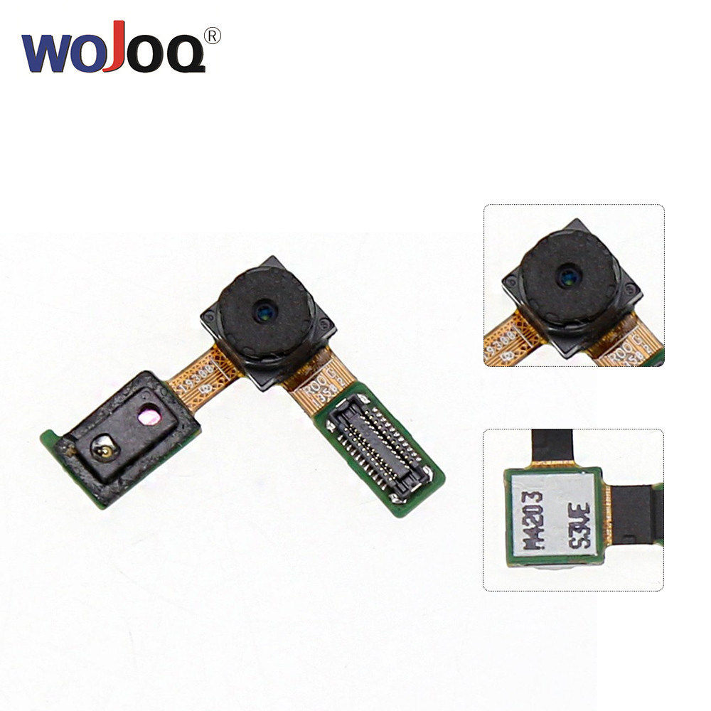 WOJOQ New Front Camera Module Flex Cable for Samsung S3 i9300 i9305 T999 I747 Small Cam Camera Replacement repair parts