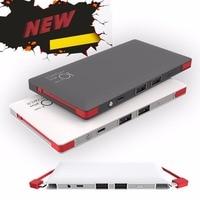 PIAGOLD Portable Mini Ulter Slim Credit Card Wallet Size Power Bank 10000mAh 12 8MM Cell Phone