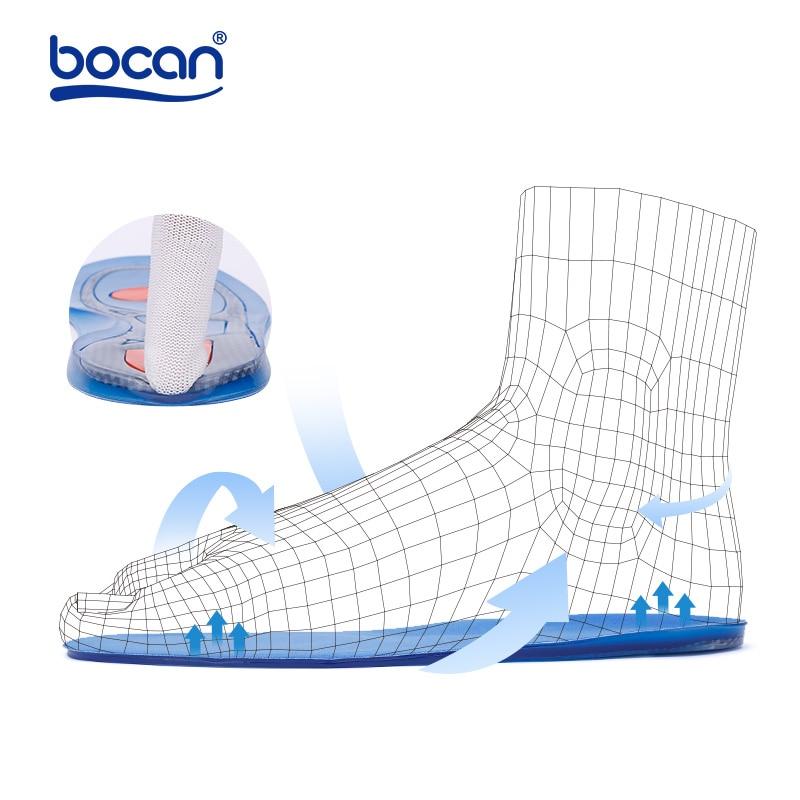Bocan 2015 silikon jel tabanlık spor ped hava yastığı koşu - Ayakkabı Aksesuarları - Fotoğraf 3