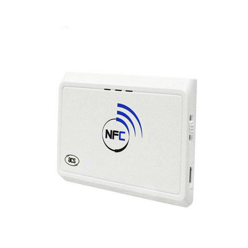 NFC ACR1311-N2 Wireless Bluetooth Rfid Reader Writer Support NFC Tag Type 1 2 3 4 Nfc Cards